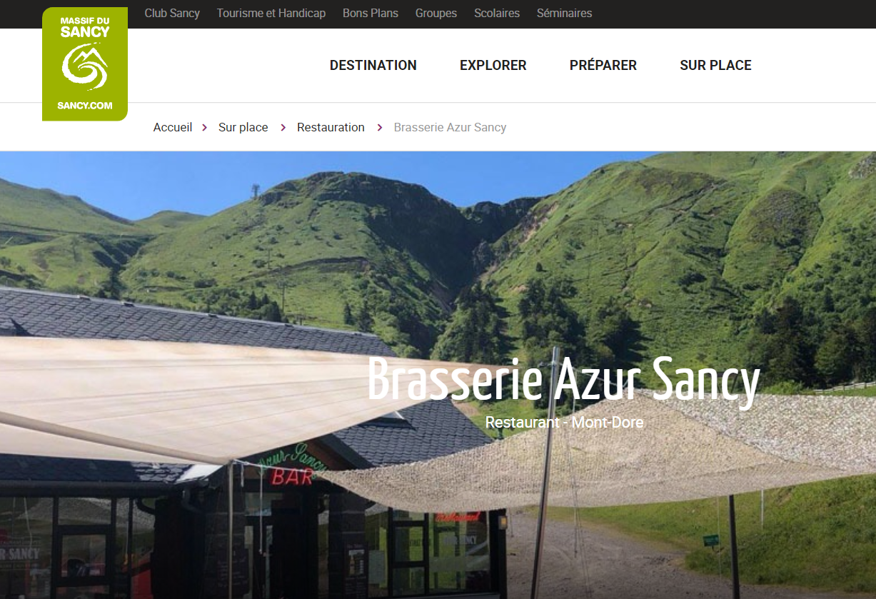 AZUR SANCY