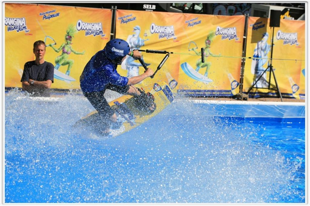 Orangina Wake Jam Tour-